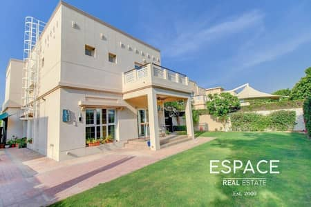 3 Bedroom Villa for Rent in The Lakes, Dubai - Type 5 | Lakes | Maeen Community