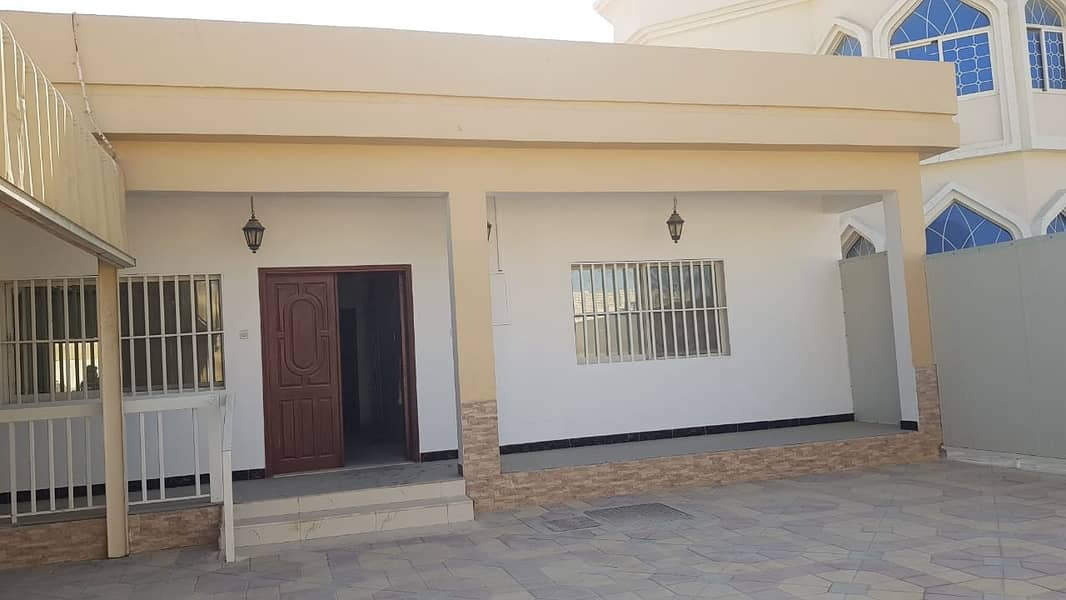 *** SUPERB OFFER – Beautiful 3BHK Single Storey Villa with Garden area available in Al Ramtha, Sharjah