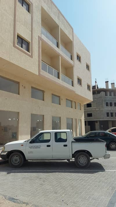1 Bedroom Flat for Rent in Al Jurf, Ajman - For rent apartments, a room, a hall, and studios for the first inhabitant, a spacious area of 2 bathrooms