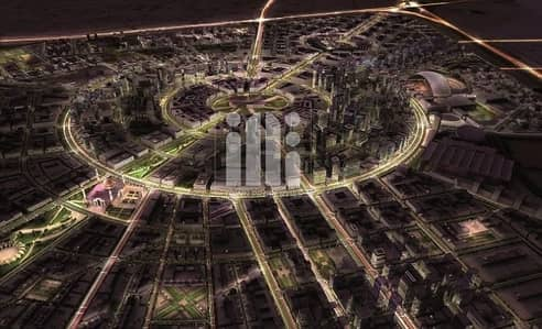 Residential Plot In Zayed City Capital District