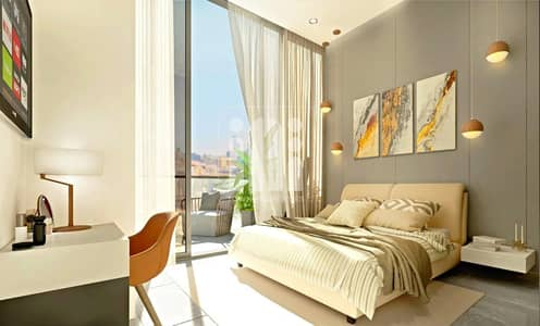 Studio for Sale in Masdar City, Abu Dhabi - 10 Years Free Service Charges!Fully Furnished! 10% Down Payment!
