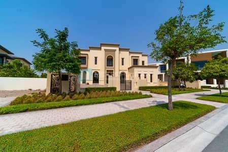 7 Bedroom Villa for Sale in Dubai Hills Estate, Dubai - Top Location I Classic Style Grove Mansion I 7 Bed