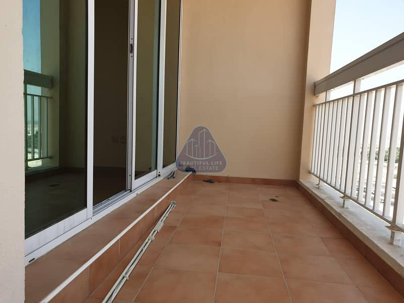 21 1/BR Hall with Large Balcony - Open View - Near Bluemart Super Market