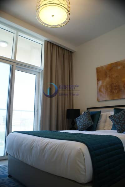 1 Bedroom Hotel Apartment for Rent in Jumeirah Village Circle (JVC), Dubai - Stunning hotel apartment  / world class facilities