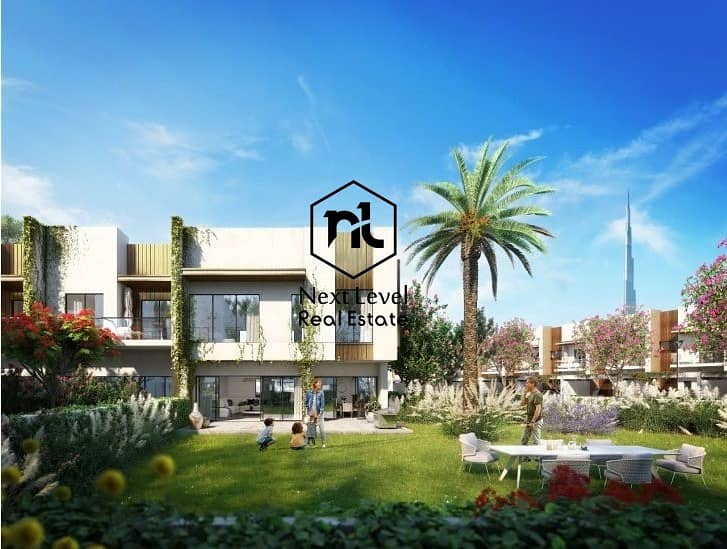 Elegant Townhouse / MEYDAN / Easy Payment Plan