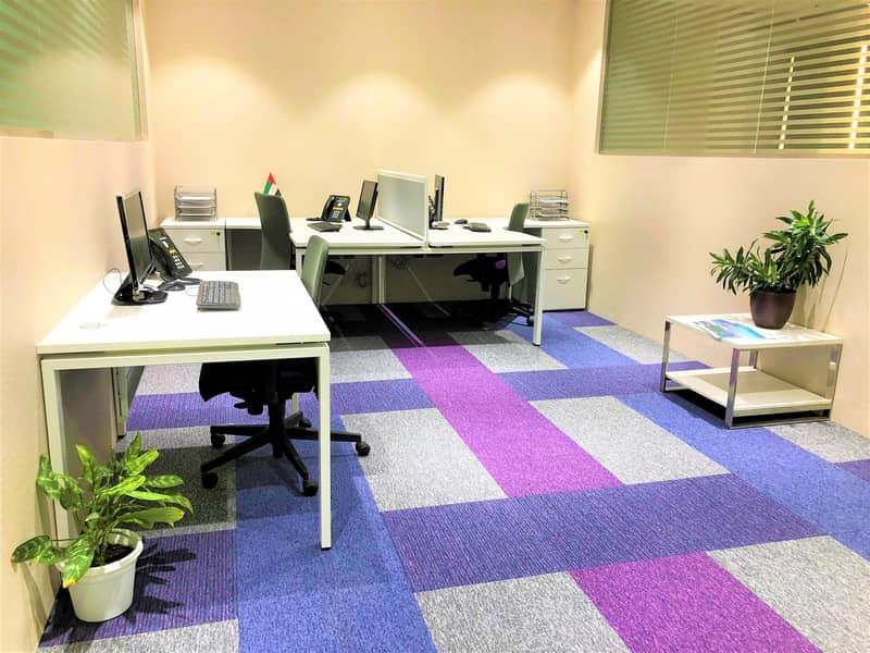 Internal Serviced Office