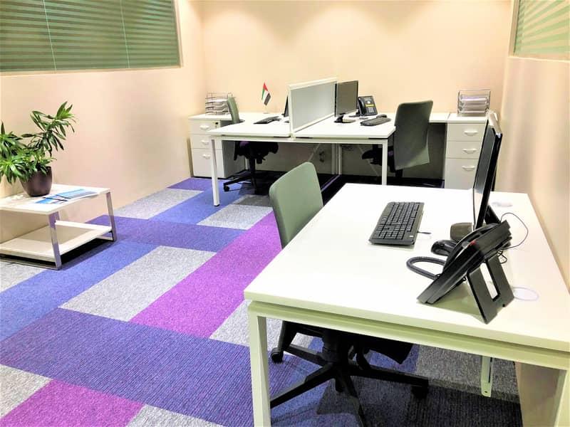 2 Internal Serviced Office