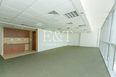 Office for Rent in Jumeirah Lake Towers (JLT), Dubai - Excellent Lake View | Fitted | Low Floor | Grade A