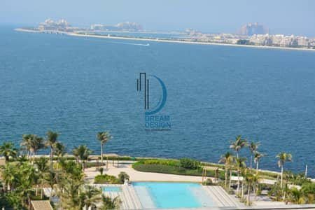3 Bedroom Flat for Rent in Bluewaters Island, Dubai - Luxury Living | Chiller & DEWA Included | Modern furnishing |