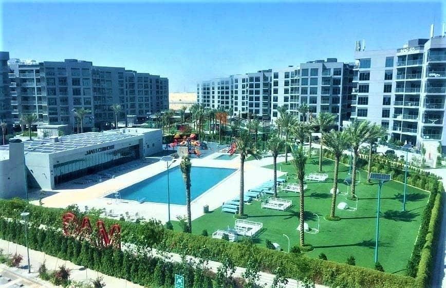21 MAG BOULEVARD| 2 BR UNFURNISHED | DUBAI SOUTH