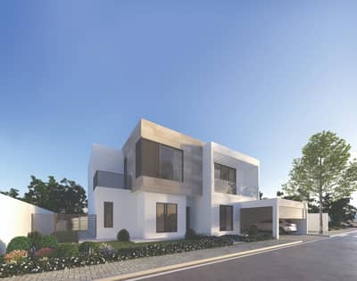 Villa with 5% down payment and the rest in installments