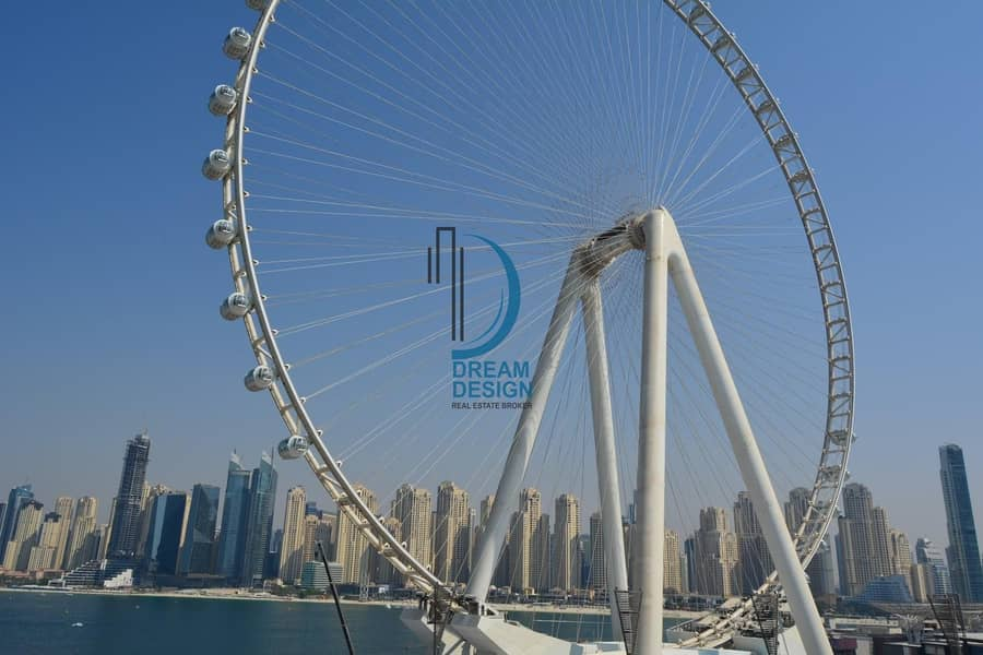 Fully Furnished | Luxury Living | Chiller & DEWA Included | Modern furnishing |
