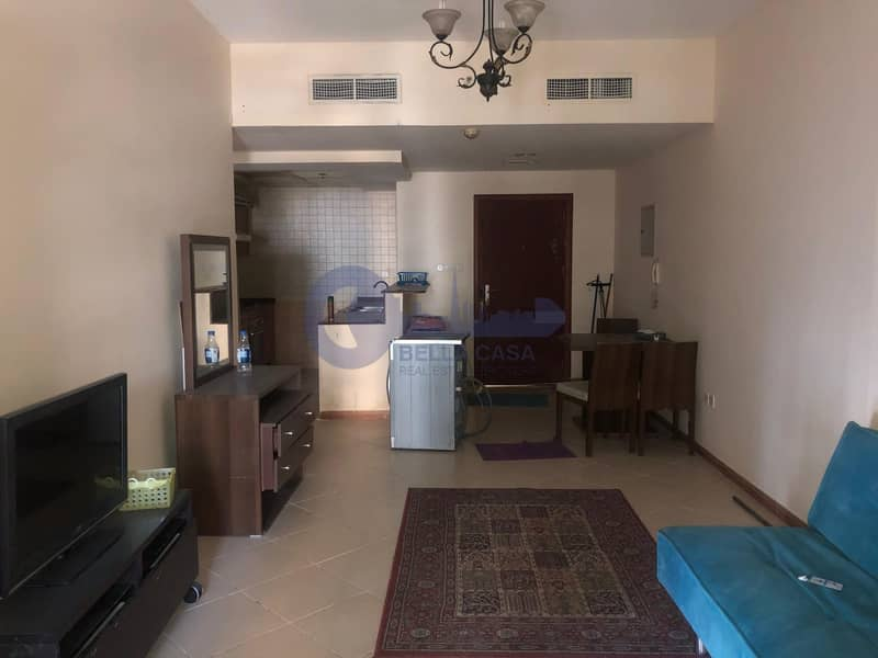 Near Metro | Chiller Free | Furnished 1 BED Apt