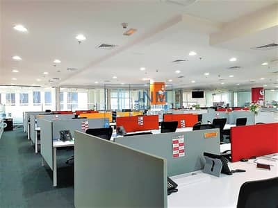High-end Fitted Office | Great Location!