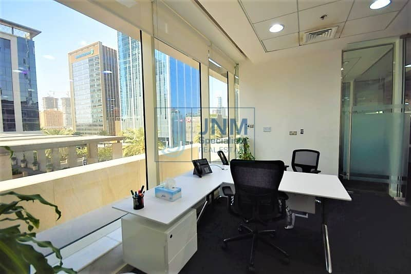 2 High-end Fitted Office | Great Location!