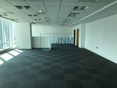 Tenanted   Fitted and Glass Partitioned Office