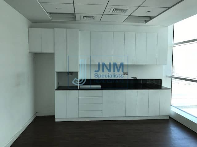 2 Tenanted   Fitted and Glass Partitioned Office