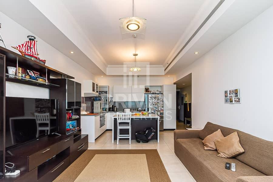 Unique 3 Bedroom Apartment plus Maids Room