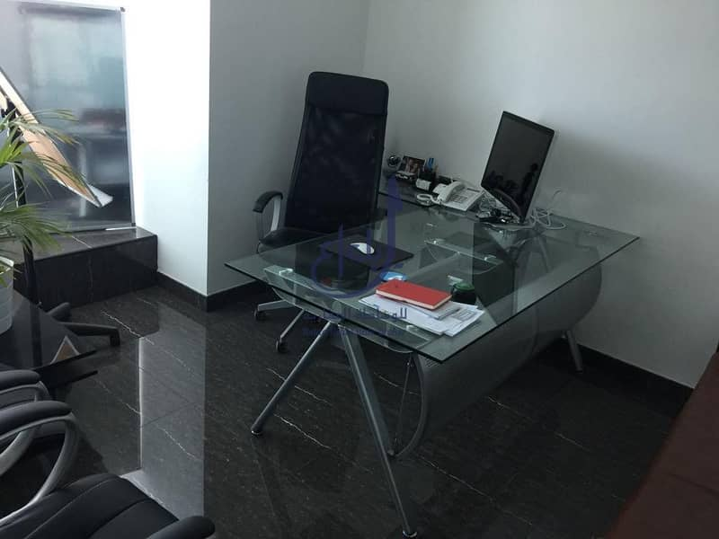 2 Fitted Office with Partitions | fortune tower