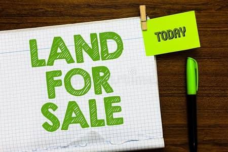 للبيع ارض بالشارقة منطقة الرماقية 15 الف قدم زاوية  مطلوب 110 درهم للقدم