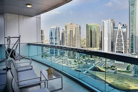 فلیٹ 4 غرف نوم للايجار في دبي مارينا، دبي - Marina