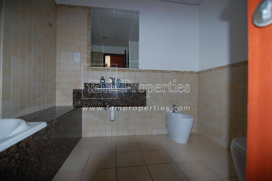15 AMAZING 2 BED ROOM WITH  SEA VIEW