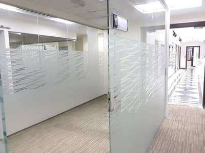 Pleasant Office with Great Location in Abu Dhabi Area