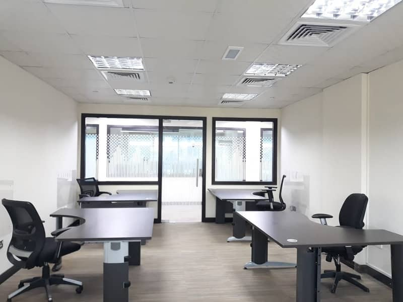 11 Pleasant Office with Great Location in Abu Dhabi Area