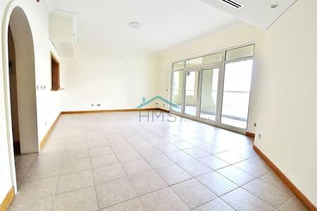 فلیٹ 2 غرفة نوم للبيع في نخلة جميرا، دبي - 2 bed plus maid | E type | 1646 sqft