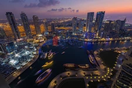 فلیٹ 3 غرف نوم للبيع في دبي مارينا، دبي - High Quality of 3 Bedrooms in Sparkle Towers