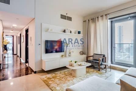 شقة 2 غرفة نوم للبيع في دبي مارينا، دبي - Amazing 2 bedrooms in Marina with Amazing Finish