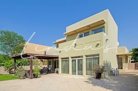 فیلا 3 غرف نوم للايجار في المرابع العربية، دبي - Upgraded |Extended| Type 9|3 bedrooms| Unfurnished