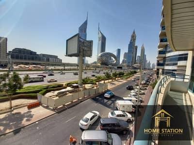 شقة 2 غرفة نوم للايجار في شارع الشيخ زايد، دبي - 2 Months Free l 2 BR l Chiller Free