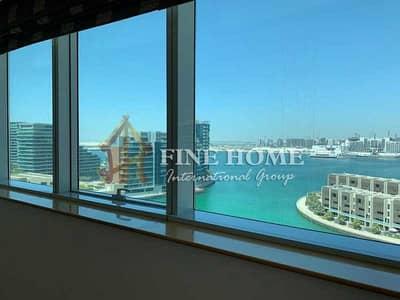 4 Bedroom Flat for Sale in Al Raha Beach, Abu Dhabi - Sea View   Vacant   4BR w/ Maids Rm + Balcony