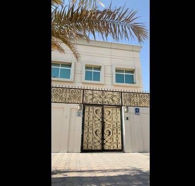 5 Bedroom Villa for Rent in Al Shahama, Abu Dhabi - Amazing master villa for rent in Abu Dhabi - New Shahama
