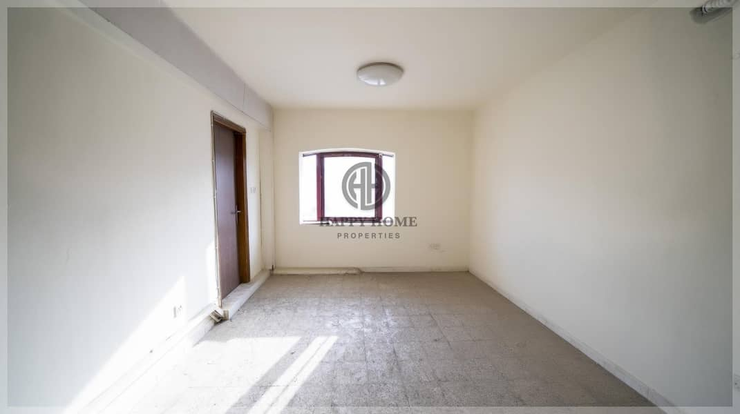 2 Huge One Bedroom - Affordable Rent  - Burdubai