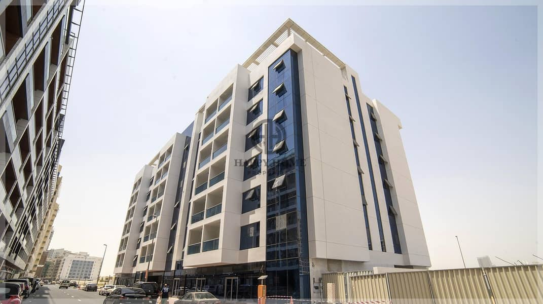 2 Brand New Modern 2 BR with 2 Balcony In Al Barsha