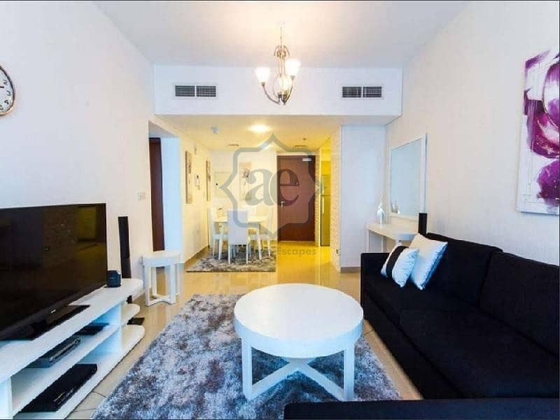 13 Unique / Spacious / Fully Furnished / High Floor