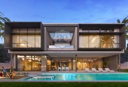 فیلا 6 غرف نوم للبيع في دبي هيلز استيت، دبي - Golf Place Villa / 6beds / good location/ Large plot