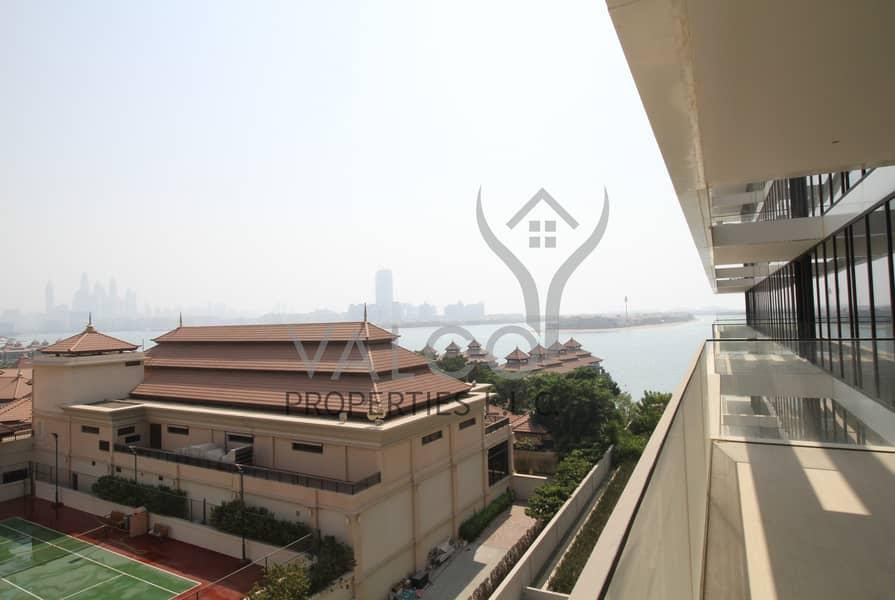 2 Luxurious 2 BR Beachfront Apt | Burj Al Arab View