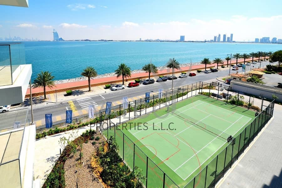 13 Luxurious 2 BR Beachfront Apt | Burj Al Arab View