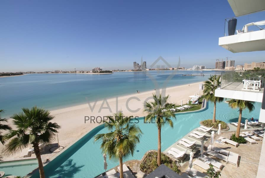 Brand New Luxurious Penthouse Panoramic Palm View