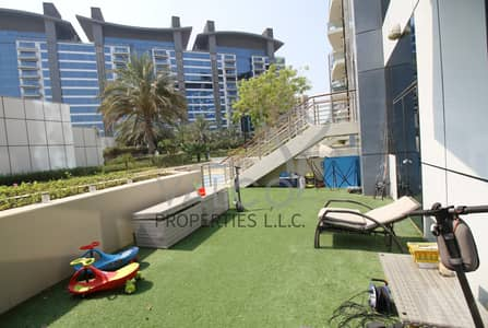 1 Bedroom Flat for Rent in Palm Jumeirah, Dubai - With Private Terrace + 1 Month Extra Free Rent