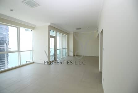 2 Bedroom Flat for Sale in Jumeirah Beach Residence (JBR), Dubai - Sea View | 2 Bed + Maid | Unfurnished | A2D Type