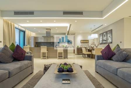 بنتهاوس 3 غرف نوم للبيع في مدينة محمد بن راشد، دبي - 3BR WOW PENTHOUSE OF THE EPICENTER-SOBHA HARTLAND