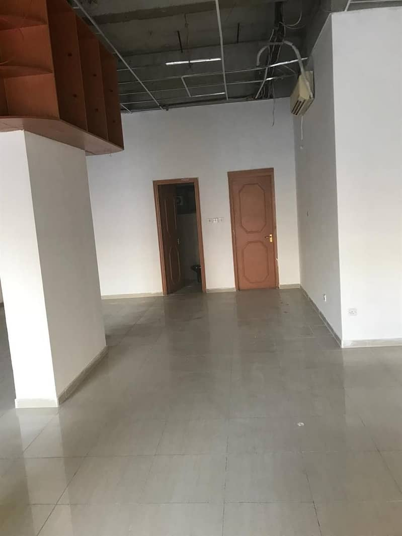 2 Amazing Offer! Commercial Shop for Lease Qasimiyah