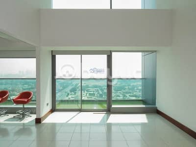 فلیٹ 3 غرف نوم للايجار في مركز دبي التجاري العالمي، دبي - Luxuary 3Br Duplex Apartment for Rent in Jumeirah Living