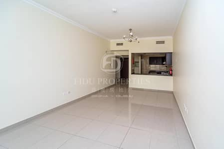1 Bedroom Apartment for Rent in Arjan, Dubai - Higher floor spacious apartment with balcony
