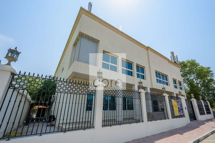 Commercial Villa | Prime Location | Fitted