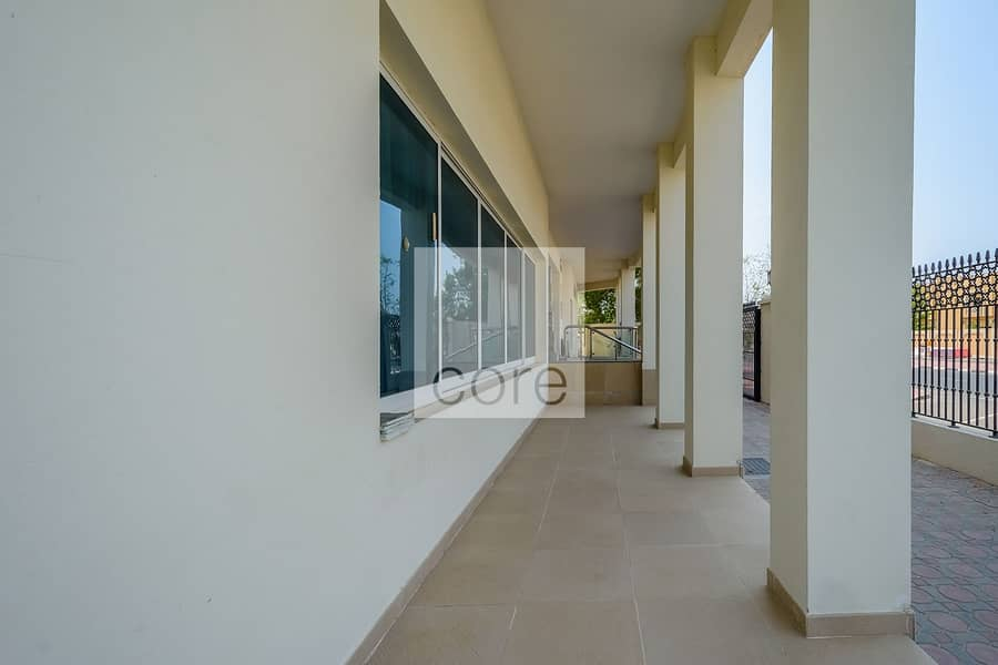 16 Commercial Villa | Prime Location | Fitted